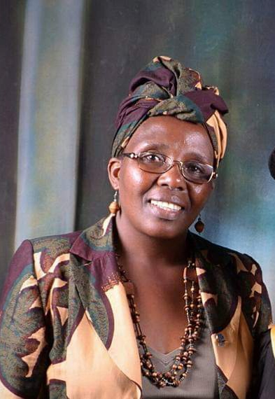 Dr.Joy Mbaabu